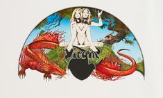 The Roger Dean Gallery is the online home of iconic album cover artist Roger Dean. Browse the galleries, shop fine art prints, original paintings and sketches, or keep up to date with Roger's events and exhibitions in Iconic Album Covers, Rock Album Covers, Roger Dean, Political Art, English Artists, Band Posters, Dragon Art, Fantasy Landscape, Vinyl Designs