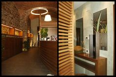 Wellness club in Florence | Alessandro Romito Architetto