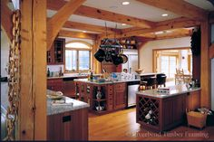 Country Living Kitchens Country Style Living Kitchen Photo