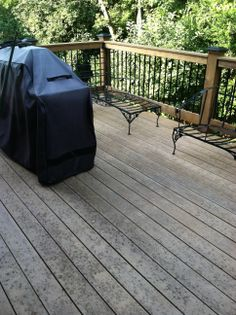 1000 images about decks on pinterest composite decking for Patio cleaning solution