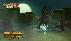 La actualización de Clash of Clans de Halloween podría llegar pronto