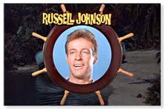 Gilligan`s Island professor, Russell Johnson, dies at 89 Russell Johnson, 1960s Tv Shows, We Will Never Forget, Thanks For The Memories, Professor, It Cast, Thankful, Island, Photos