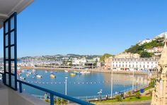 Holiday Rental - 5 Queens Quay, Torquay, Devon - Beaches and Sea - Sea View Rentals