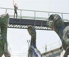 I love the artwork on Blue and Charlie Raptor Jurassic World Owen Grady