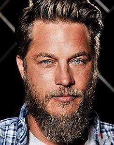 Travis Vikings, Vikings Travis Fimmel, Ragnar Lothbrook, King Ragnar, Los Borgia, Michael Ealy, Australian Actors, Timothy Olyphant, Cute Celebrities