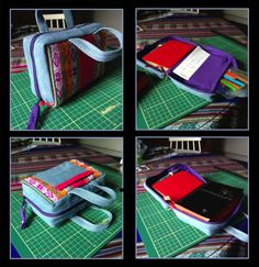 Zippered Bible Cover (Sewing Tutorial)