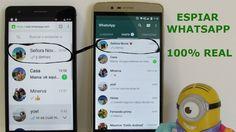 [sociallocker]  [/sociallocker] Espiar el WhatsApp ya se puede hacer de una manera muy facil y totalmente legal =) Descubrelo y espía a tu novia o tus amigos con este video Fuente:ConsejosAndroid