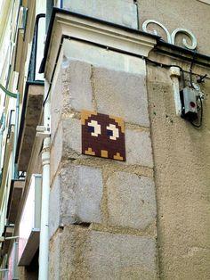 Pixel Art — Nantes #Ghost
