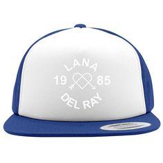 Lana Del Rey 1985 Foam Trucker Hat