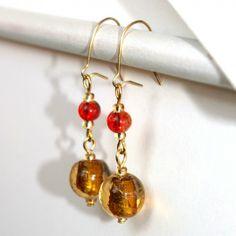 Chamdo - earrings / korvakorut