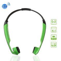 [$61.94] KSCAT NICE 5 IPX6 Waterproof Wireless Bluetooth V4.1 Bone Conduction…