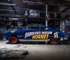 WE CAN'T WAIT: Next week on Jay Leno's Garage (YouTube): The Fabulous Hudson Hornet! @jaylenosgarage | Photo by: @sharkvspolarbear | #dochudson #fabuloushudsonhornet #hudsonhornet #jaylenosgarage #hudson #1950s #rare #pixar #cars #coolstuff #thingsthatinspireus #retro #vintage #vintagestyle #classic #classicdesign #design #timeless #vintagecar #classiccar #oldcar #bestofinstagram #racing #motorsport