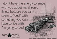 """People who disregard stuff like Narcolepsy and think it doesn't """"exist"""" or that I should be """"used to it"""" or """"getting better"""" by now, drive me absolutely insane!"""
