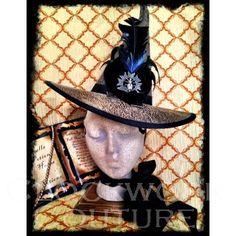 Emogene Steampunk Witch Hat