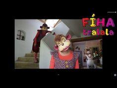 DVD Fíha tralala - Farebný svet: Tajné zábery z našej kamery - YouTube