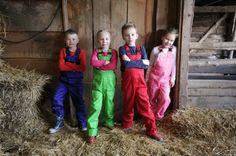 Persbericht: Nieuw voor de zomer: kindertuinbroeken