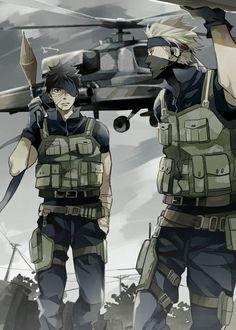 #Naruto #Shippuden #Kakashi #Hatake #obito