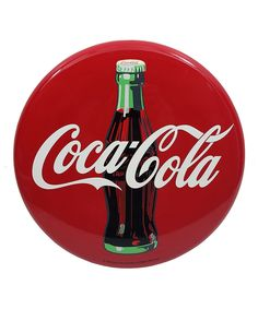 Look at this Coca-Cola Wall Art on #zulily today!