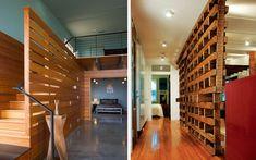 Decofilia Blog   Decorar con pallets: Paneles decorativos y separadores de espacios