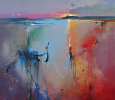 art, abstract paintings, oil painting, landscape, painting light, colour, originals,seascape, Royal Institute of Oil Painters, Royal Society...
