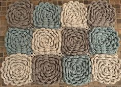 Flower Rug Challenge!! Introducing The Dahlia Rug - Karla's Making It