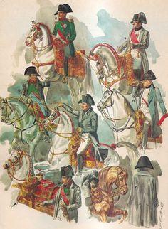 SOLDIERS- Funcken: NAP- France: French Emperor Napoleon Bonaparte, by Liliane and Fred Funcken.