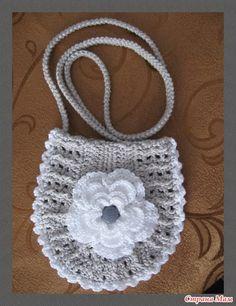 Crochet: BAG FOR GIRLS