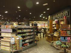 Edeka supermarket, Düsseldorf   Germany store design