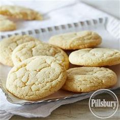 When it comes to resolutions, we think simple is better, and less is more. Get this small-batch recipe for Just Nine Sugar Cookies from Pillsbury® Baking.