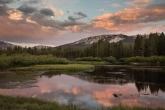 Tuolomne Meadows moonrise | Flickr - Photo Sharing!