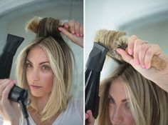 Master the blowout with this tutorial.