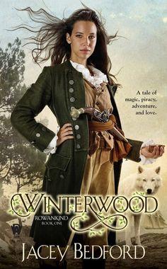 Jacey Bedford, Winterwood (Rowankind, #1)