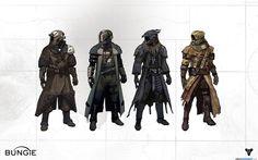 Destiny concept art (Bungie)
