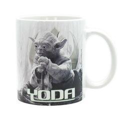 Mug Star Wars - 320 ml - Yoda Dagobah - subli - avec boite - ABYstyle Taza Star Wars, Mug Star Wars, Stickers Harry Potter, Mug Harry Potter, Marvel Avengers, Marvel Comics, Mandala Nature, Sticker Citation, Deco Stickers