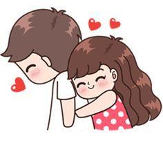 Boobib Cute Couples Vol 5 Line Stickers Line Store Pareja De Novios Dibujos Lindas Fotos De Amor Dibujos Lindos De Amor