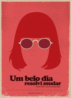 Apaixone-se por estes pôsteres minimalistas de grandes artistas brasileiros | Hypeness – Inovação e criatividade para todos. Poster Minimalista, Wallpapers En Hd, Famous Singers, Rock Posters, Layout Design, Arte Pop, Illustrations And Posters, Vintage Posters, Vintage Art