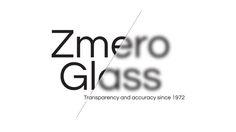 Zmero glass logo on Behance