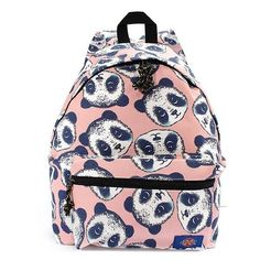 And this marvelously cute backpack.