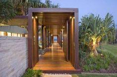 Albatross Residence Design Outdoor Porch Design Ideas