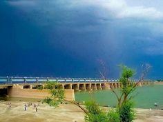 Kotri Barrage Jamshuro Sindh
