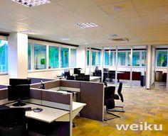 A concentração no ambiente de trabalho é muito importante por isso o isolamento acústico oferecidos pelas esquadrias da Weiku é essencial. #office#acoustic#dica#design