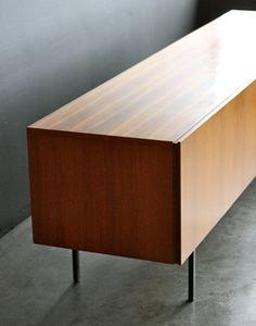Möbel Behr Wendlingen dieses große sideboard wurde in den 1950ern dieter waeckerlin
