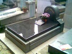 Cimetière de Passy - tombe de Claude Debussy