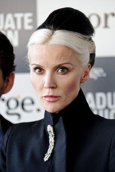 Daphne Guinness Photo - Graduate Fashion Week 2012 - Gala Show And Awards