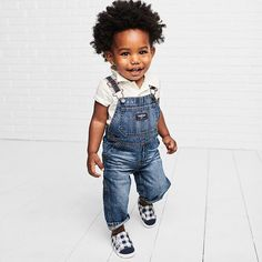 What's your favorite overall style ever? Link in bio to see our new lineup. #oshkoshoveralls #since1895 #oshkoshkids #overallsday
