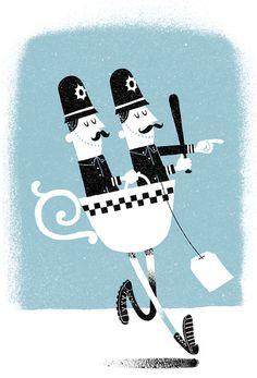 tea cops