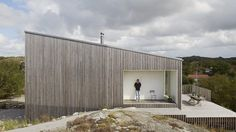 Wood Cottage ideas / Weekend House by Mattias Gunneflo