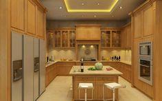 ngôi nhà bạn sẽ đẹp hơn nhờ vào chất liệu gỗ