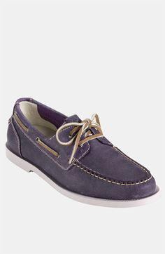 Summer Shoe: Cole Haan 'Air Yacht Club' Boat Shoe | Nordstrom