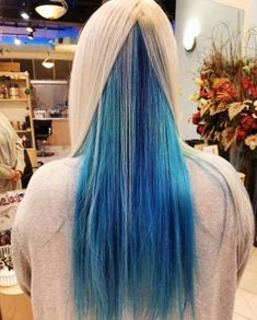What Are Underlights & How to Rock the Hidden Highlights Trend From celebrities to runway models, under lights have been super popular. Find out here the   coolest ways to wear the latest underlights hair color trend! #advice #bottomhair dye #hair   #haircolorideas #haircolortrends #haircoloring #haircoloringtechnique #hiddenhighlights